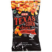 H-E-B Select Ingredients Chili Cheese Flavor Texas Corn Chips