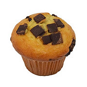 H-E-B Select Ingredients Chocolate Chunk Muffin Single
