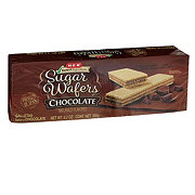 H-E-B Select Ingredients Chocolate Sugar Wafers