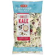 H-E-B Select Ingredients Chopped Sweet Kale Salad Kit