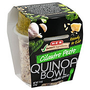 H-E-B Select Ingredients Cilantro Pesto Quinoa Bowl