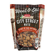 H-E-B Select Ingredients City Street Nuts San Antonio Style Candied Pecans