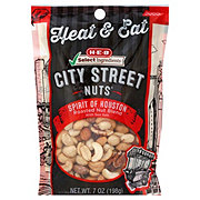 H-E-B Select Ingredients City Street Nuts Spirit of Houston