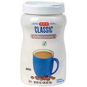 H-E-B Select Ingredients Classic Powdered Coffee Creamer
