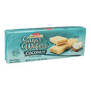 H-E-B Select Ingredients Coconut Sugar Wafers