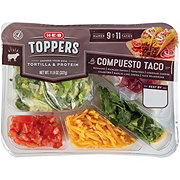 H-E-B Select Ingredients Compuesto Taco Toppers