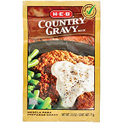 H-E-B Select Ingredients Country Gravy Mix