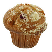 H-E-B Select Ingredients Cranberry Apple Muffin Single