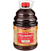 H-E-B Select Ingredients Cranberry Juice Cocktail