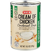 H-E-B Select Ingredients Cream of Chicken Condensed Soup
