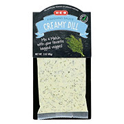 H-E-B Select Ingredients Creamy Dill Toss Sauce