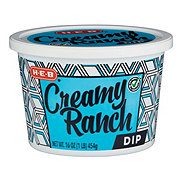 H-E-B Select Ingredients Creamy Ranch Dip