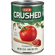 H-E-B Select Ingredients Crushed Tomatoes