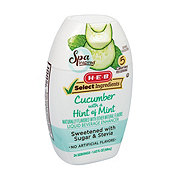 H-E-B Select Ingredients Cucumber With A Hint Of Mint