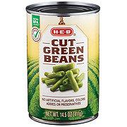H-E-B Select Ingredients Cut Green Beans