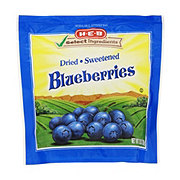 H-E-B Select Ingredients Dried Fruit Wild Blueberries