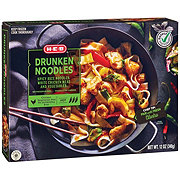 H-E-B Select Ingredients Drunken Noodles with Chicken