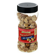 H-E-B Select Ingredients Dry Roasted Macadamias