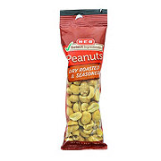 H-E-B Select Ingredients Dry Roasted Peanuts