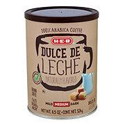 H-E-B Select Ingredients Dulce De Leche Medium Roast Ground Coffee
