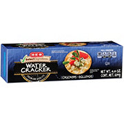H-E-B Select Ingredients Entertainer Water Crackers