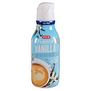 H-E-B Select Ingredients Fat Free French Vanilla Coffee Creamer