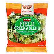 H-E-B Select Ingredients Field Greens
