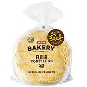 H-E-B Select Ingredients Flour Tortillas
