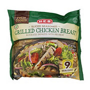 H-E-B Select Ingredients Fully Cooked Grilled Chicken Breasts