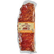 H-E-B Select Ingredients Fully Cooked Natural St. Louis Spare Ribs