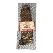 H-E-B Select Ingredients Fully Cooked Split Pre-Sliced Hardwood Smoked Brisket
