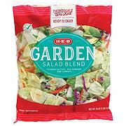H-E-B Select Ingredients Garden Salad Blend