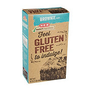 H-E-B Select Ingredients Gluten Free Brownie Mix