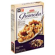 H-E-B Select Ingredients Granola with Raisins