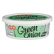 H-E-B Select Ingredients Green Onion Dip