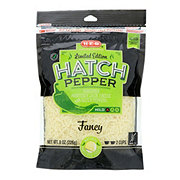 H-E-B Select Ingredients Hatch Pepper Jack Shredded Cheese