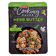 H-E-B Select Ingredients Herb Butter Cooking Sauce