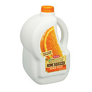 H-E-B Select Ingredients Home Squeezed Some Pulp Orange Juice