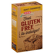H-E-B Select Ingredients Honey Gluten Free Cornbread Mix