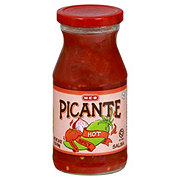 H-E-B Select Ingredients Hot Picante Salsa