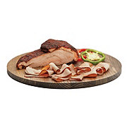H-E-B Select Ingredients In-House Cajun Roasted Turkey, Sliced