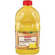 H-E-B Select Ingredients It's Juice Pineapple Juice