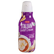 H-E-B Select Ingredients Italian Sweet Cream Coffee Creamer