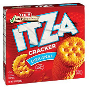 H-E-B Select Ingredients ITZ-A Original Crackers
