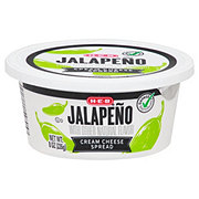 H-E-B Select Ingredients Jalapeno Cream Cheese Spread