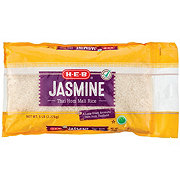 H-E-B Select Ingredients Jasmine Thai Hom Mali Rice