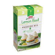 H-E-B Select Ingredients Lemon Basil Frosting Mix