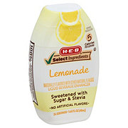 H-E-B Select Ingredients Lemonade Beverage Enhancer