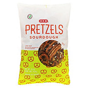 H-E-B Select Ingredients Low Fat Sourdough Pretzels