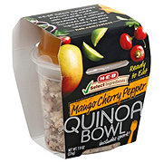 H-E-B Select Ingredients Mango Cherry Pepper Quinoa Bowl